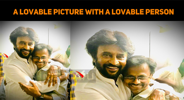 AR Murugadoss' Photo With Superstar Makes The F..