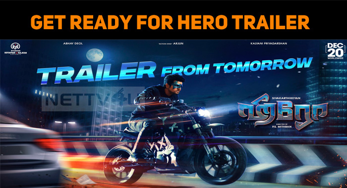 Get Ready For Hero Trailer!