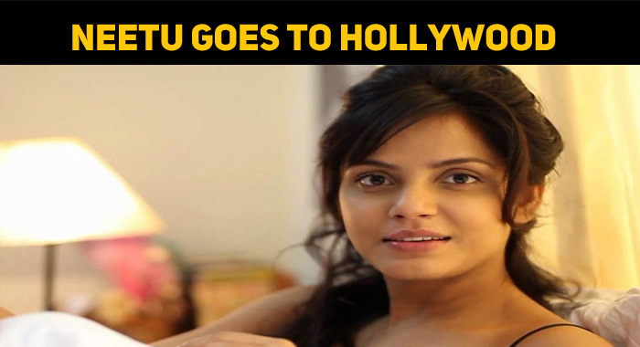 Yet Another Indian Heroine In A Hollywood Film!..