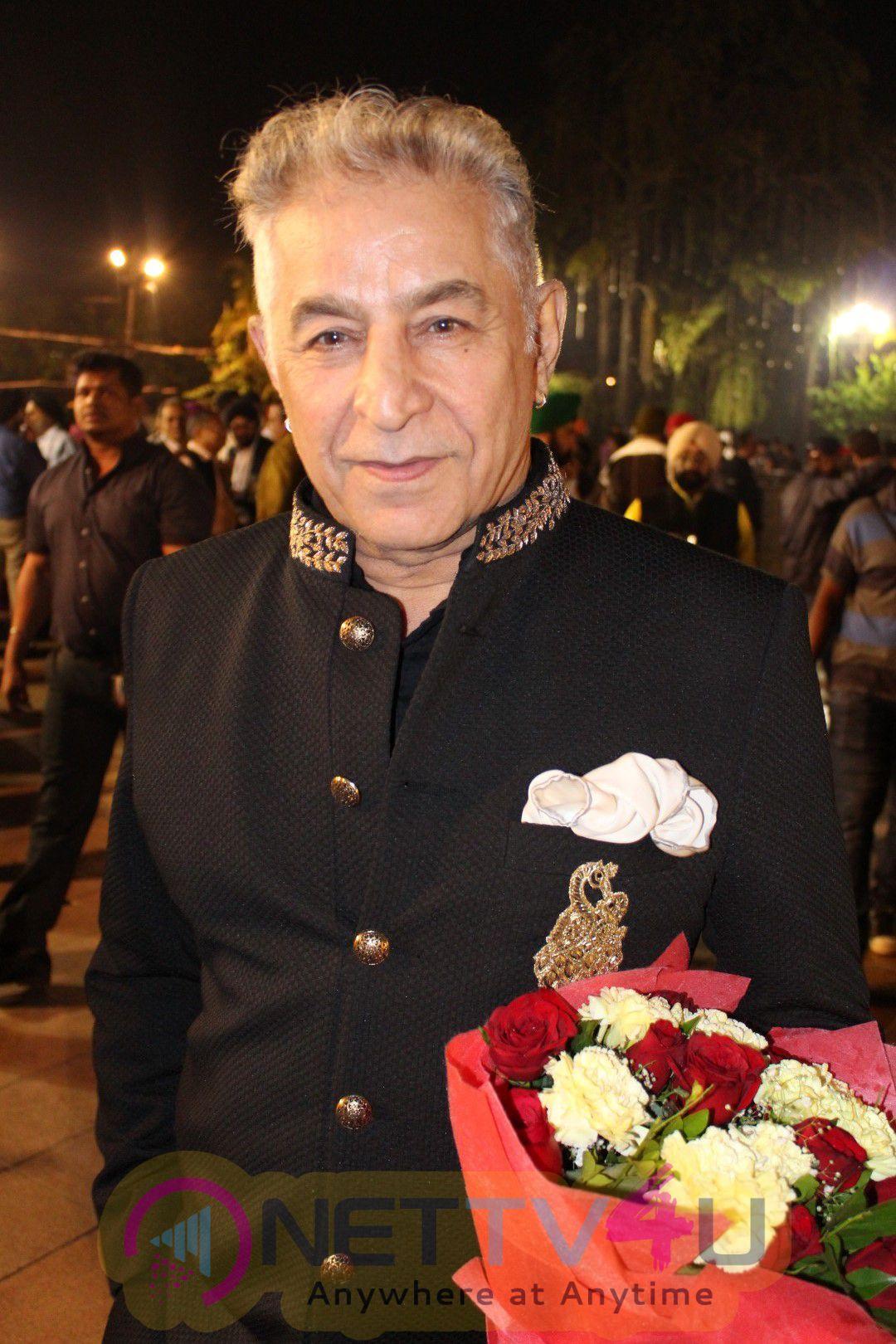 Shri Charan Singh Sapra Host Lohri Di Raat Celebration Stills