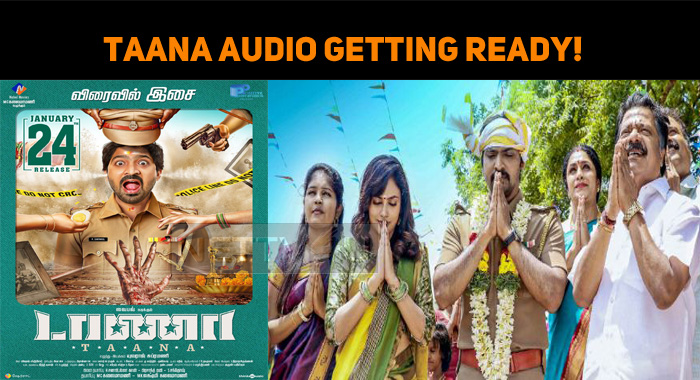 Taana Audio Getting Ready!