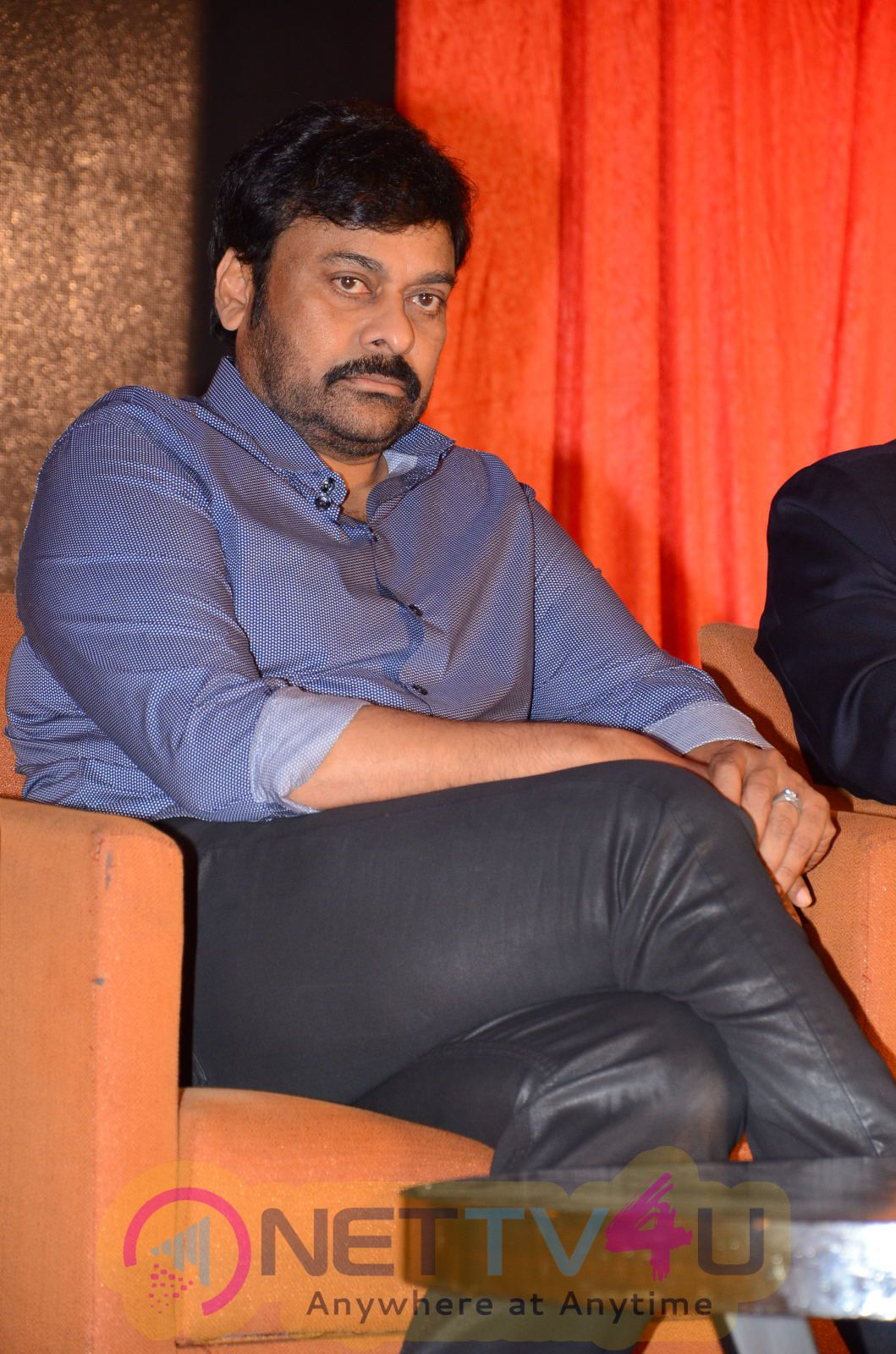 Chiranjeevi Launches Star Maa Logo Grand Stills Telugu Gallery