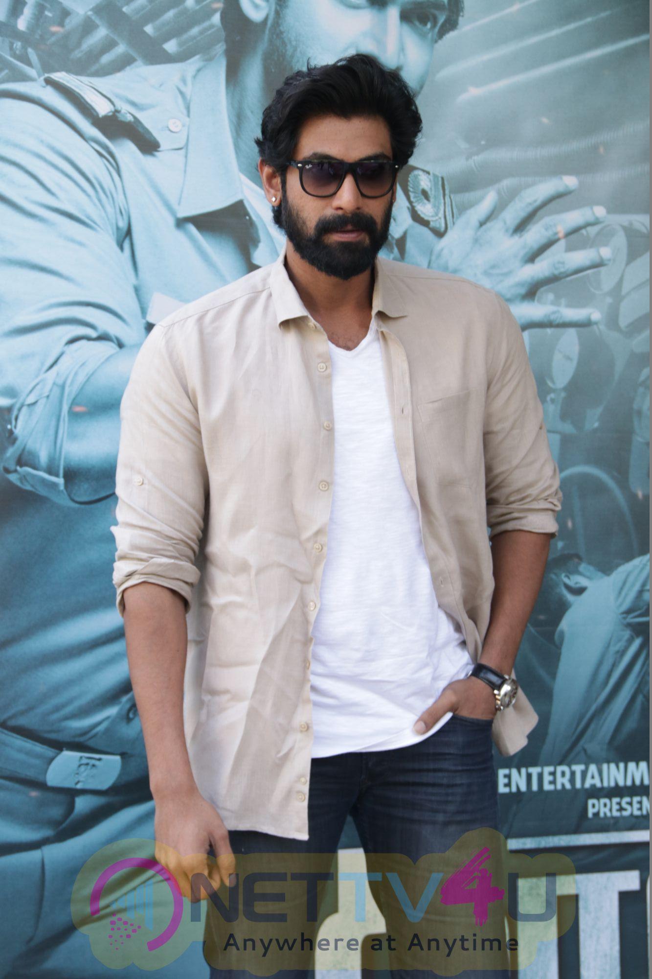 Ghazi Tamil Movie Press Meet Photos