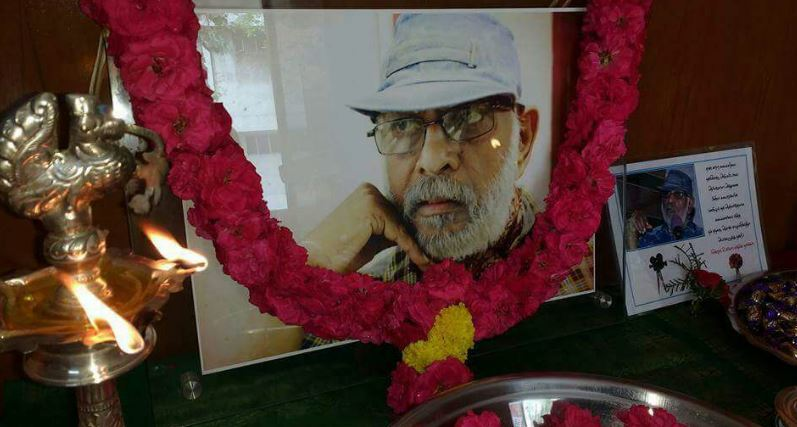 Today Is The Death Anniversary Of Balu Mahendra!
