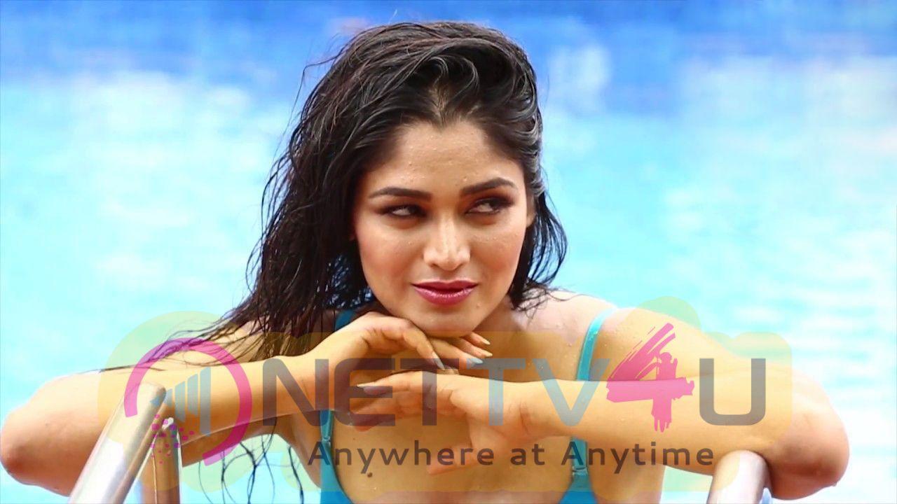 Actress  Aafreen Sidhu  Sexy Photos