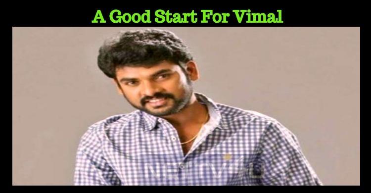 Kalavani Vimal Busy Again!