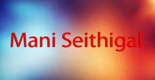 Mani Seithigal