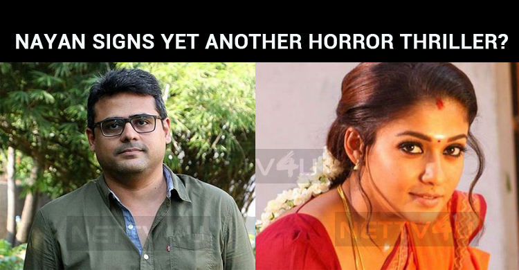 Nayan Signs Yet Another Horror Thriller?