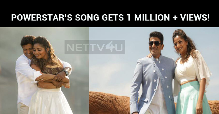 Powerstar's Song Gets 1 Million + Views!