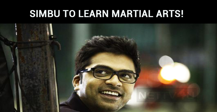 Simbu To Learn Martial Arts!