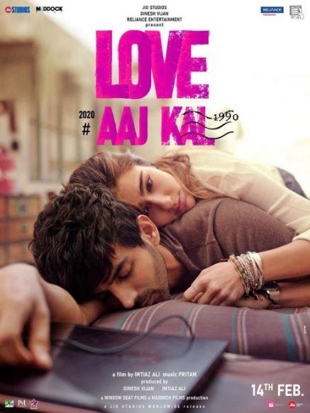 Love Aaj Kal Hindi Movie Review