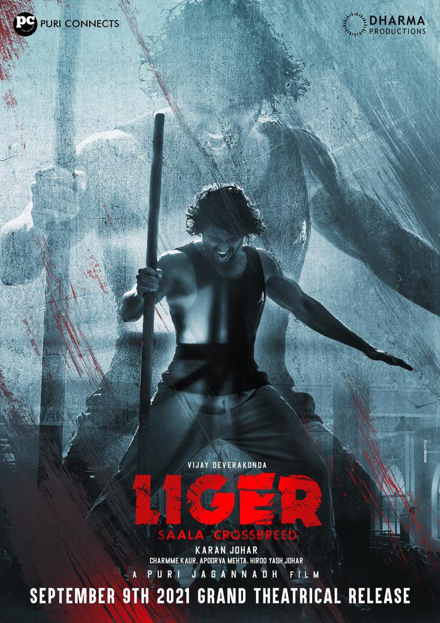 Liger Movie Review