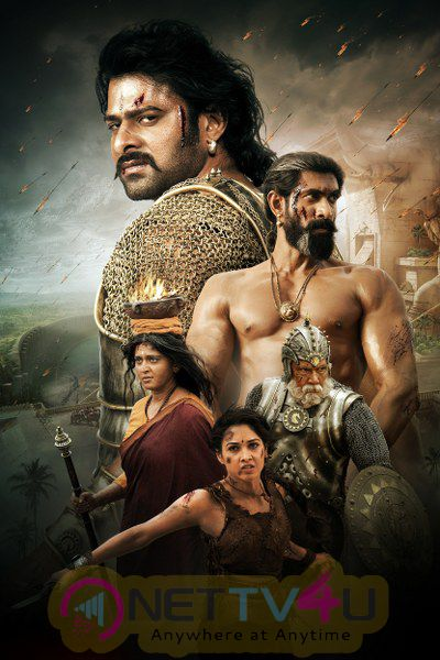 Bahubali 2 New Outstanding Poster And Pics