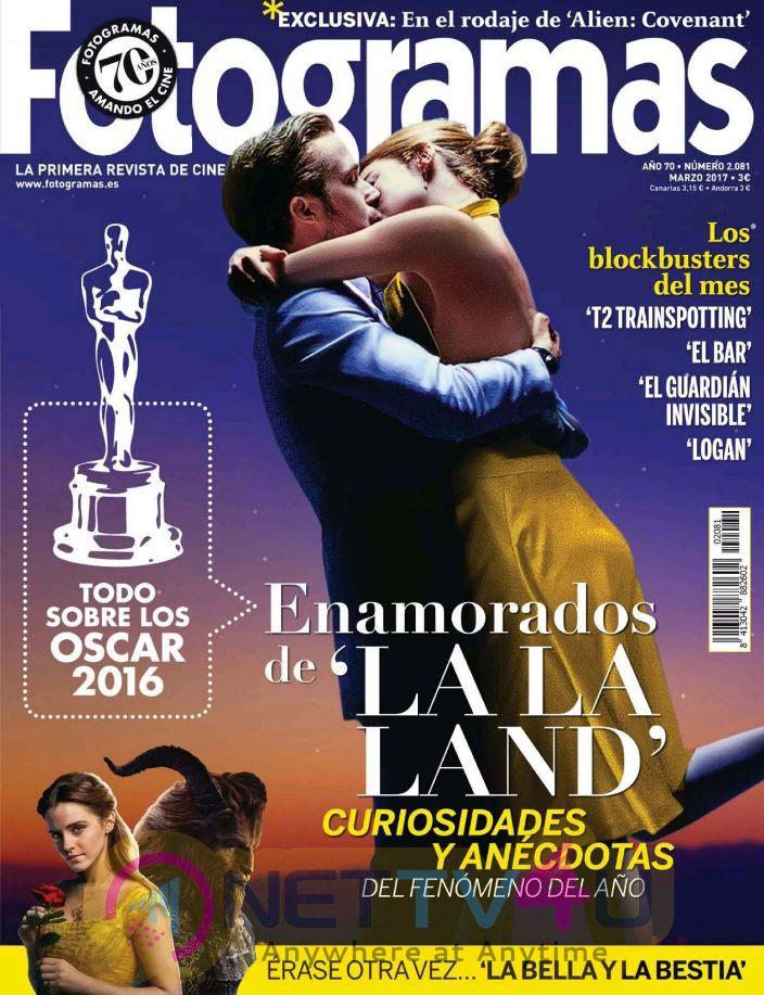 Emma Stone Fotogramas March 2017 Issue Pics English Gallery