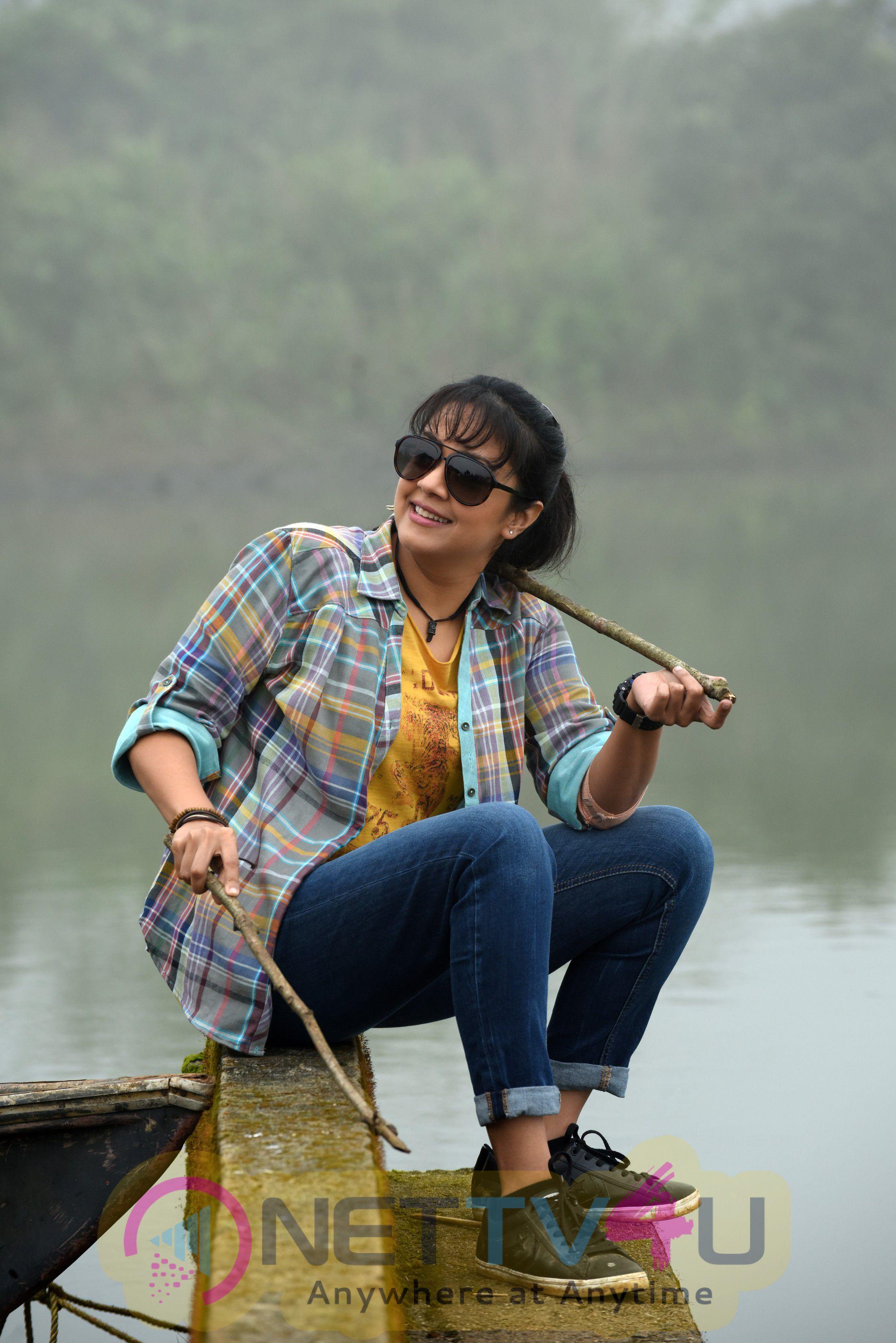 Magalir Mattum Movie Shooting Spot Stills  Tamil Gallery
