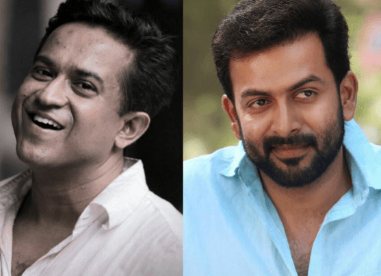 Roopesh Peethambaran Does Movie With Prithviraj..