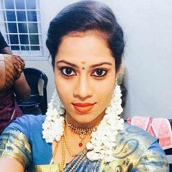 Anu Sulash Tamil Actress