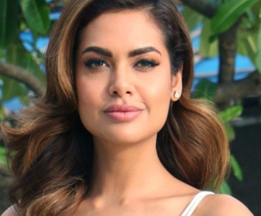 Esha Gupta Surprised As People Think She Is A South American