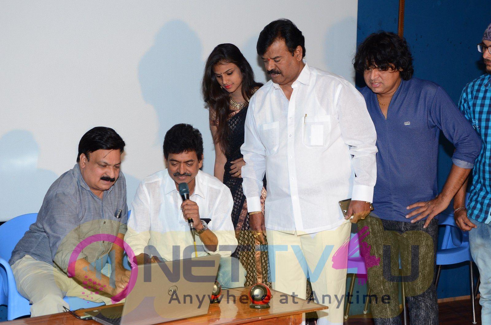 Mahila Kabaddi Movie Song Launch Images