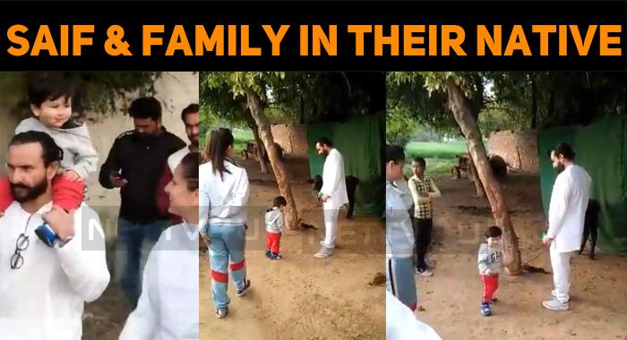 Kareena And Family's Video Goes Viral!