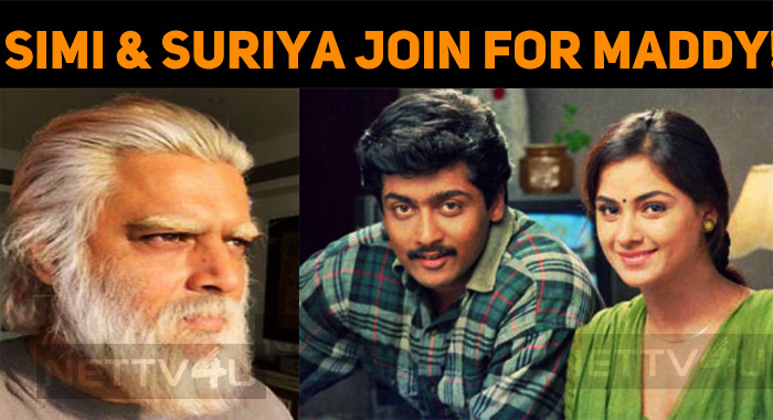 Simran And Suriya Join Once Again For Maddy!