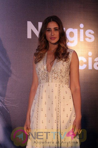 Launch Of Her Own Mobile App With Nargis Fakhri