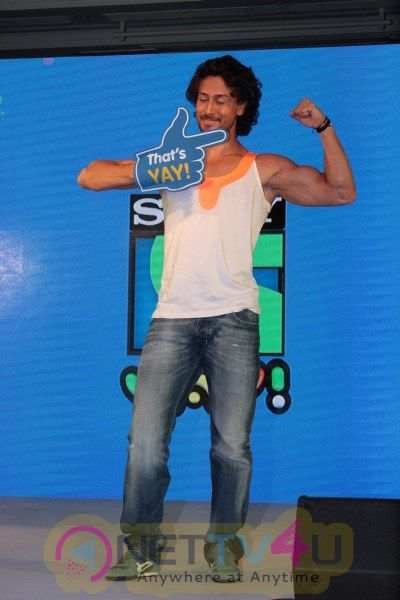 Sony Pictures Network Launches Sony Yay With Tiger Shroff