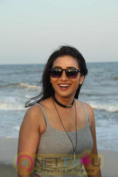 Actress Bhanu Sree Gorgeous Photos  Telugu Gallery