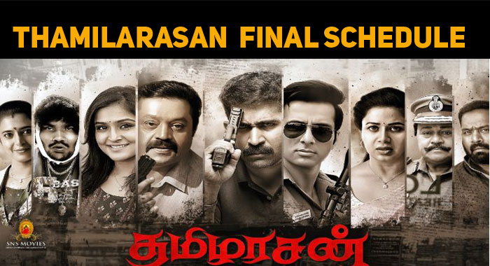 Thamilarasan Shooting On Its Final Stage!
