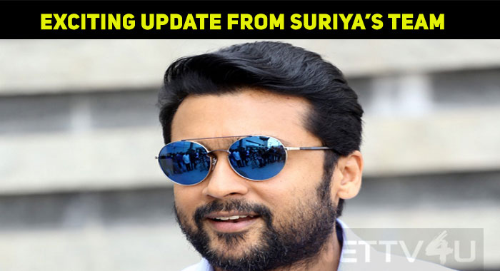 An Interesting Update About Suriya's Next!