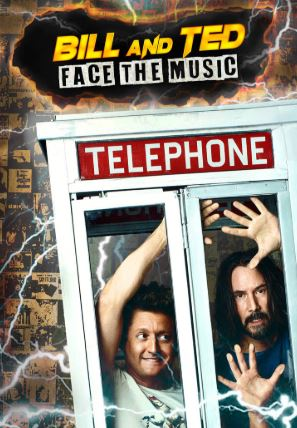 Bill & Ted Face The Music Movie Review English Movie Review