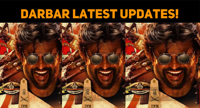 Darbar Shooting Latest Updates!