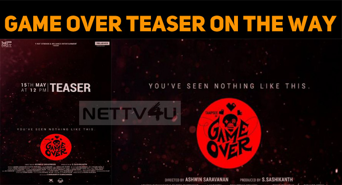 Game Over Teaser In Two Days!