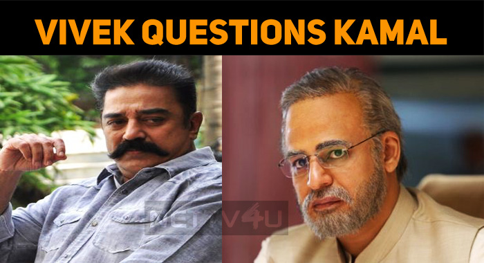 Vivek Oberoi Questions Kamal Haasan For His Statement Against Hindus!