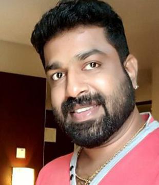 Writer Anoop Krishnan