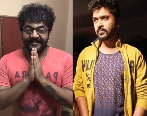 Simbu Is Doing This For The First Time In India..