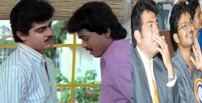 This Is Why Ajith And Vijay Are Sharing A Good Bonding!