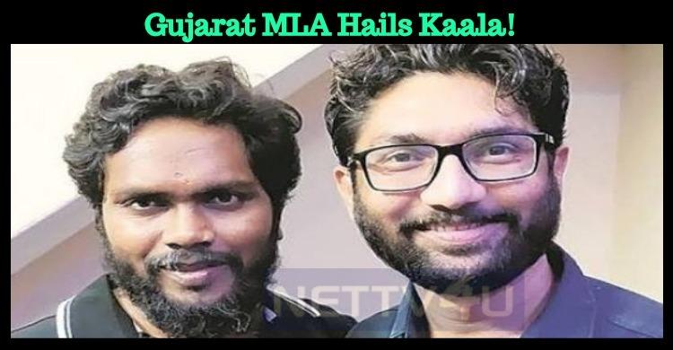 Gujarat MLA Hails Kaala! Tamil News