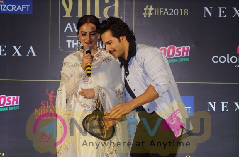 Press Conference Of 19th Edition Of IIFA Weekend Award Images Hindi Gallery