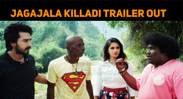 Jagajala Killadi Is A Complete Comedy Entertainer!