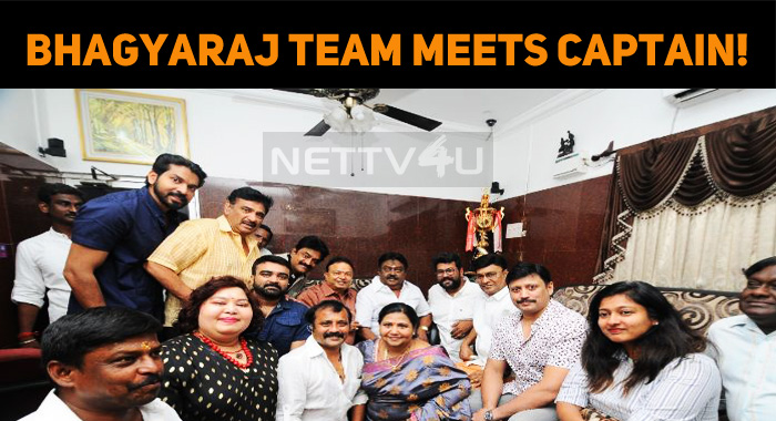 Nadigar Sangam Election Latest Updates! Swamy Sankaradas Team Meets Captain!