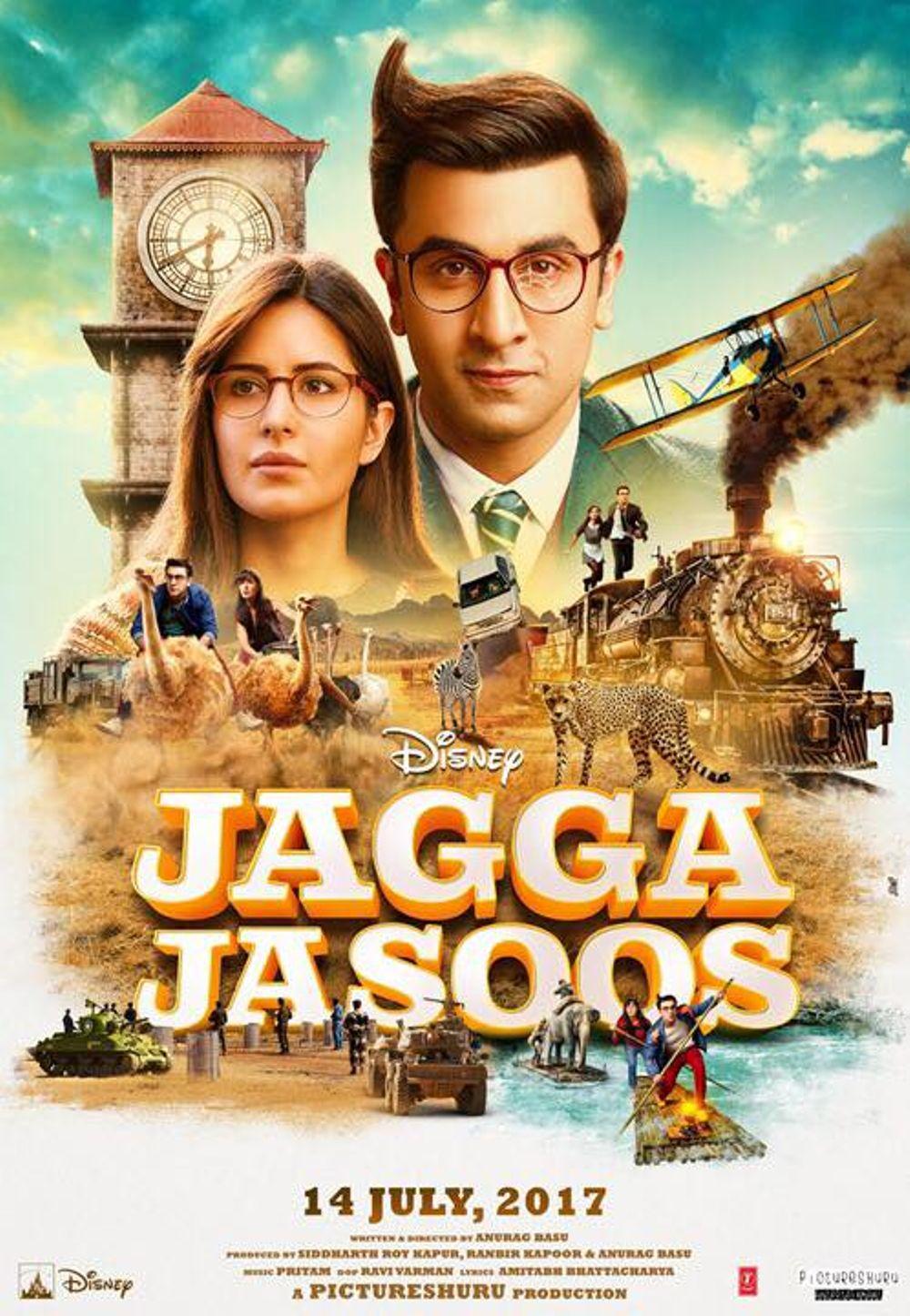 Jagga Jasoos Movie Review Hindi Movie Review