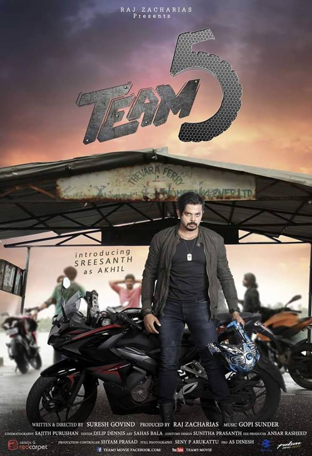 Team 5 Movie Review Malayalam Movie Review