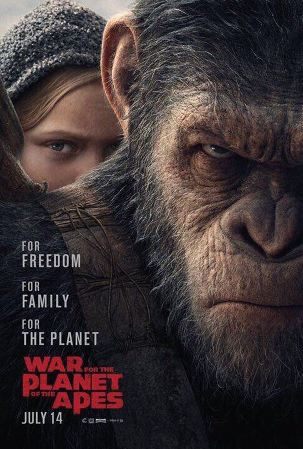 War for the Planet of the Apes Movie Review English Movie Review