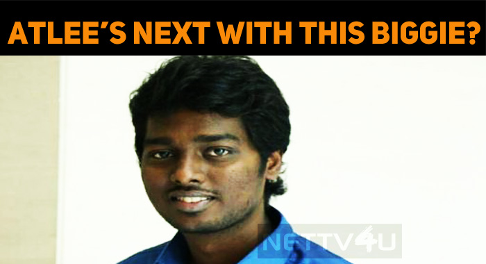 Atlee's Next With This Biggie?