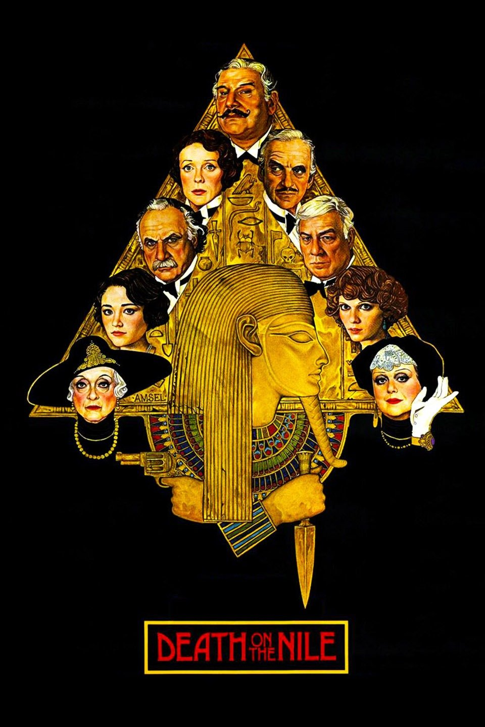 Death On The Nile Movie Review