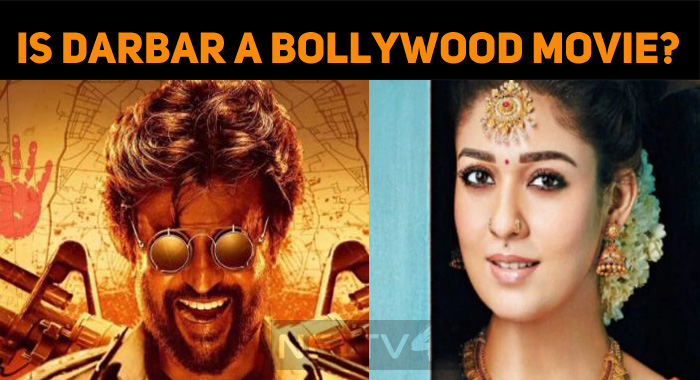 Is Darbar A Tamil Movie Or Bollywood Movie?