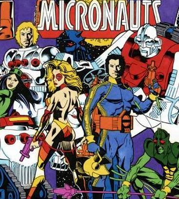 Micronauts Movie Review