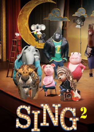 Sing 2 Movie Review