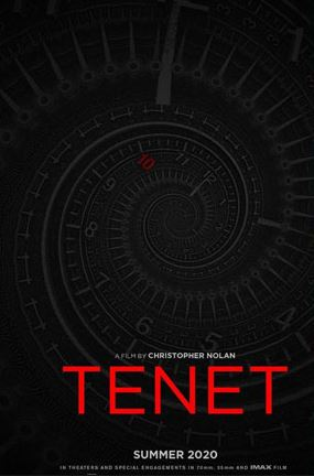 Tenet Movie Review
